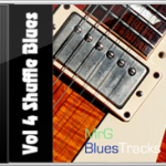BLUES TRACKS VOL 4 WITH CD CASE