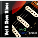 BLUES TRACKS VOL 5 WITH CD CASE