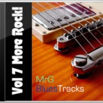 BLUES TRACKS VOL 7 WITH CD CASE copy