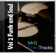 Blues Backing Tracks Vol 2 Funk and Soul